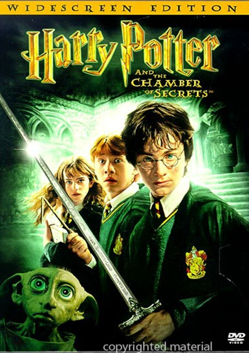 Harry Potter And The Chamber Of Secrets (Widescreen)