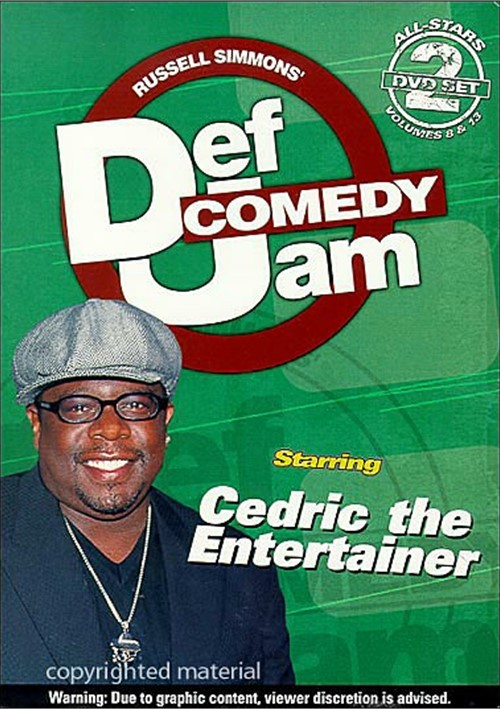 Def Comedy Jam: Best Of Cedric The Entertainer