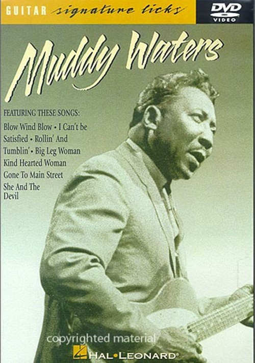Guitar Signature Licks: Muddy Waters