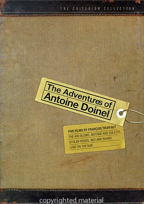 Adventures Of Antoine Doinel, The: The Criterion Collection