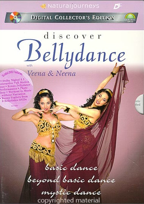 Discover Bellydance: Gift Boxed Set
