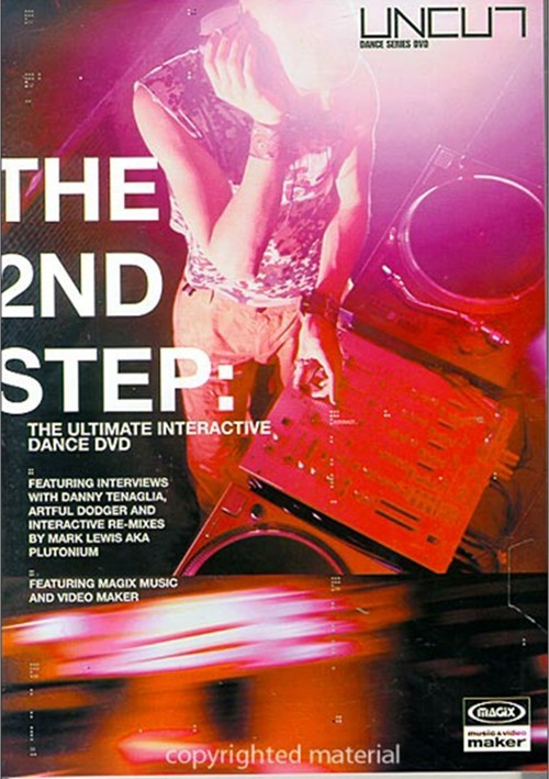 2nd Step, The: Ultimate Interactive Dance DVD