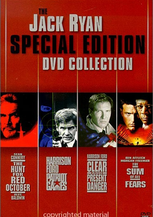 Jack Ryan Special Edition DVD Collection, The