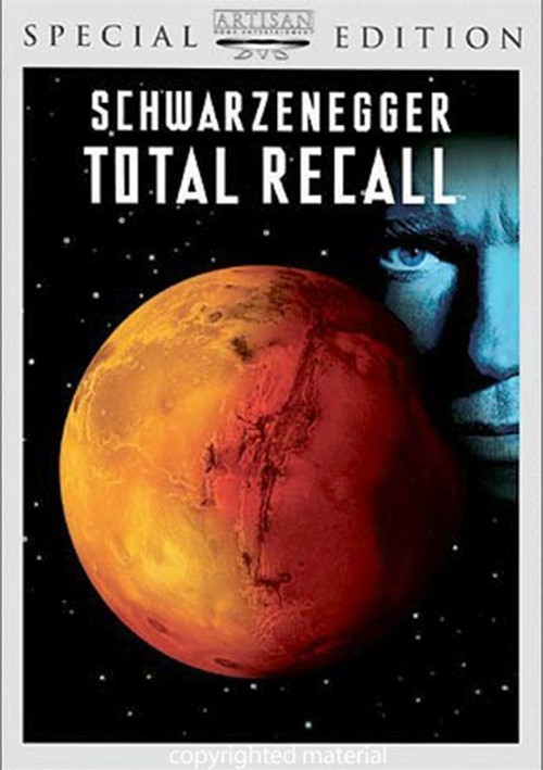 Total Recall: Special Edition
