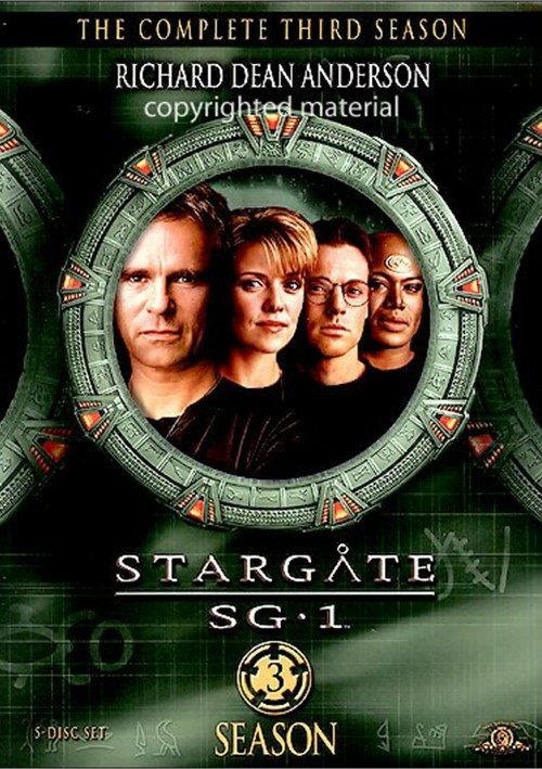 Stargate SG-1: The Complete Third Season