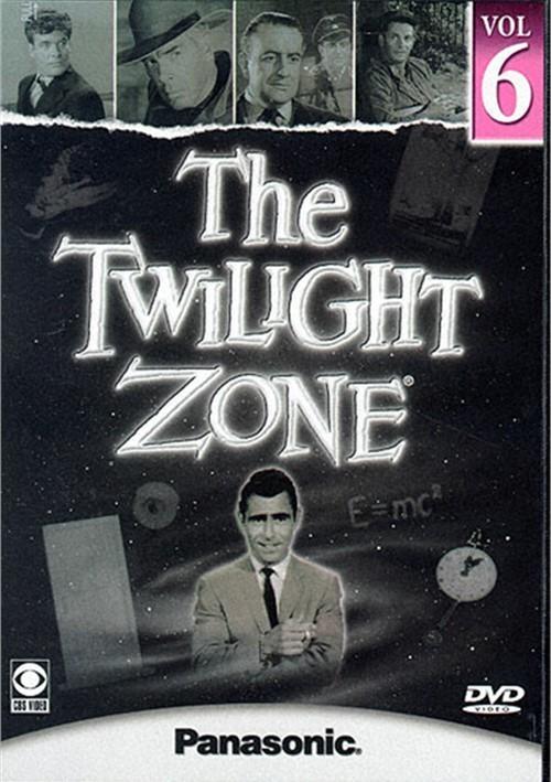 Twilight Zone, The: Volume 6