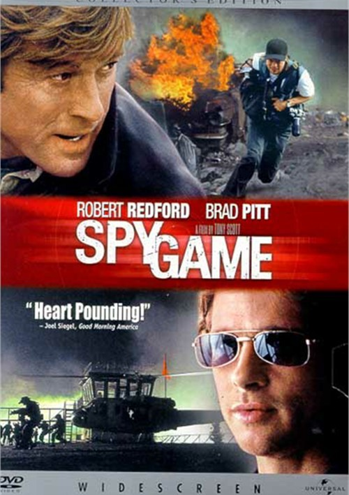 Spy Game: Collectors Edition (Widescreen)