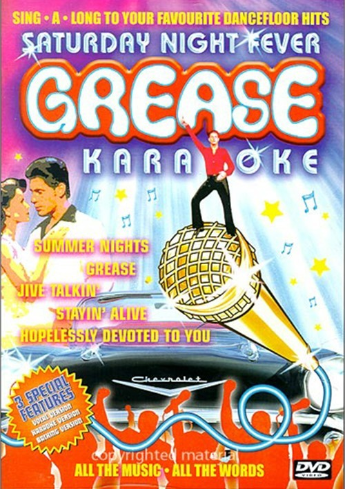 Saturday Night Fever & Grease Karaoke