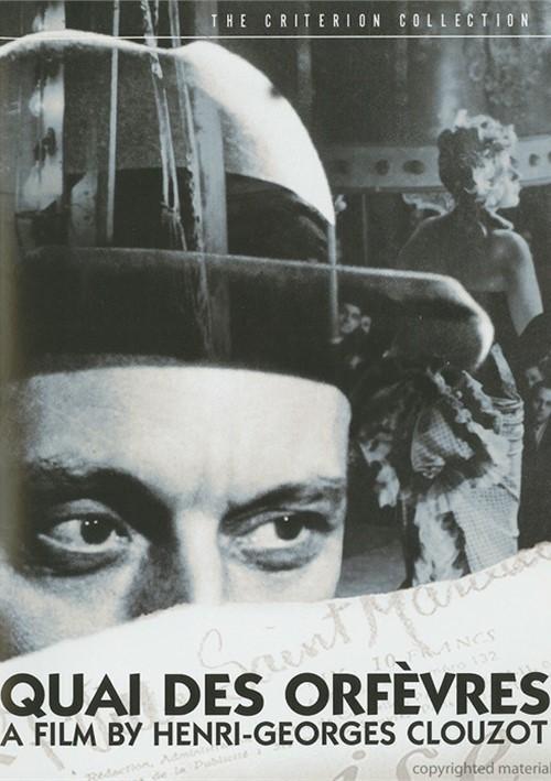Quai Des Orfevres: The Criterion Collection
