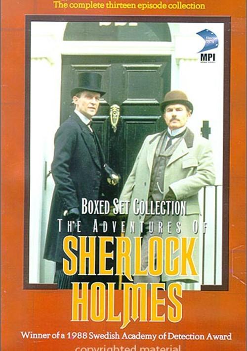 Adventures Of Sherlock Holmes, The: Box Set
