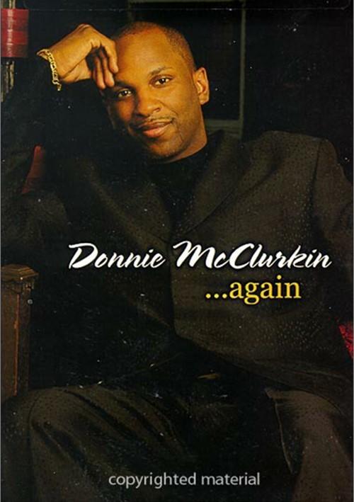 Donnie McClurkin...Again