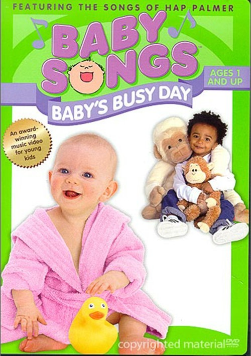 Baby Songs: Baby's Busy Day (DVD 2003) | DVD Empire