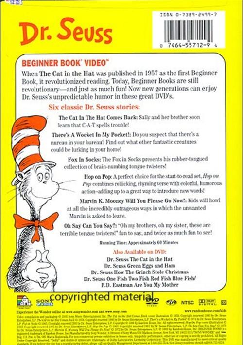 Dr Seuss Cat In Hat Movie