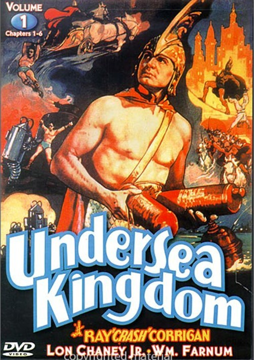 Undersea Kingdom: Volume 1 (Alpha)