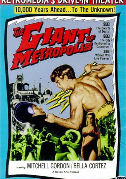 Giant Of Metropolis, The