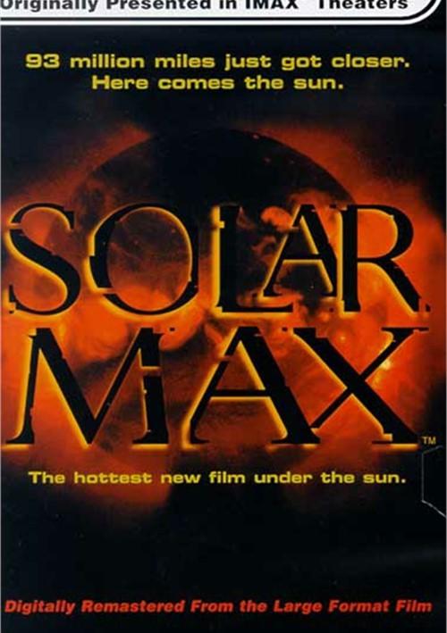 IMAX: Solar Max - Collectors Edition