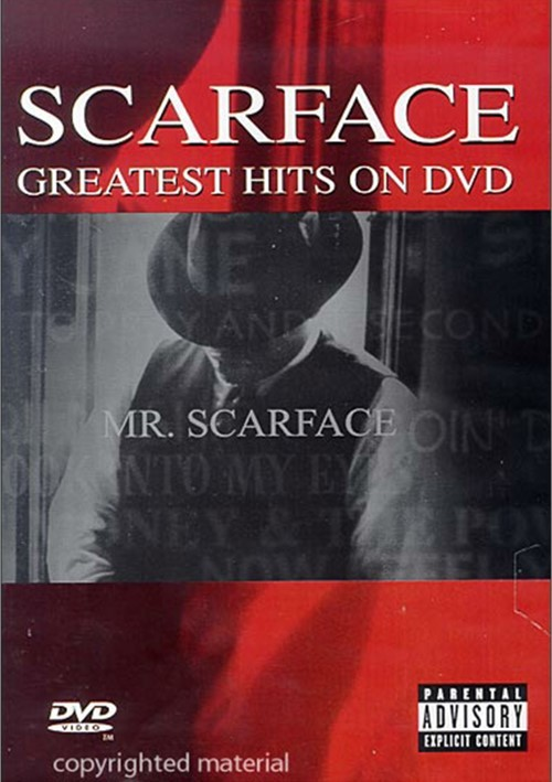 Scarface: Greatest Hits On DVD