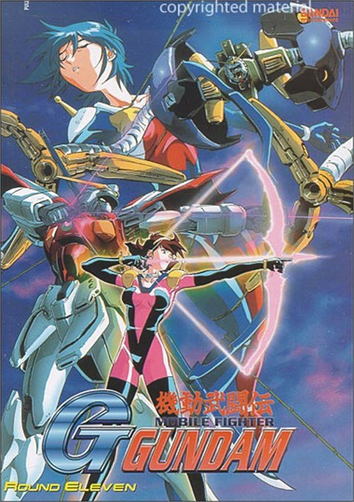 Mobile Fighter G Gundam: Round 11
