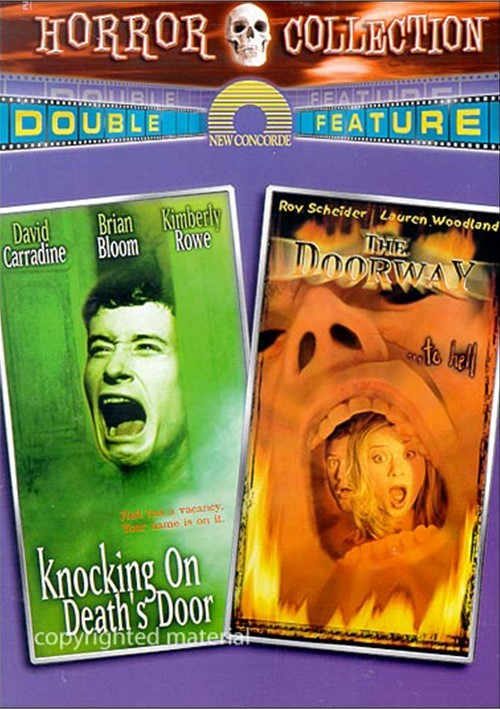 Knocking On Deaths Door / The Doorway (Double Feature)
