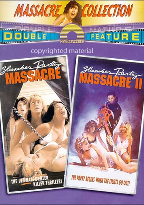 Slumber Party Massacre / Slumber Party Massacre II (Double Feature)