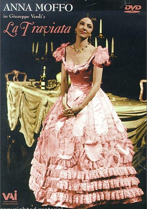 Anna Moffo in Giuseppe Verdis La Traviata