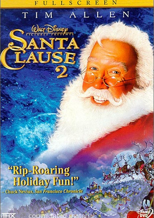 Santa Clause 2, The: The Mrs. Clause (Fullscreen)