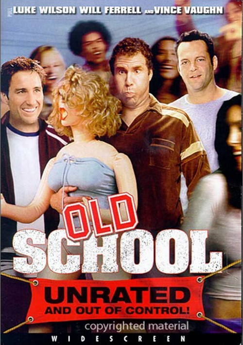 Old School: Unrated (Widescreen)