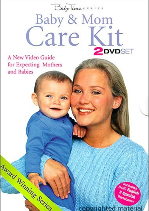 Baby & Mom Care Kit (2 DVD Set)