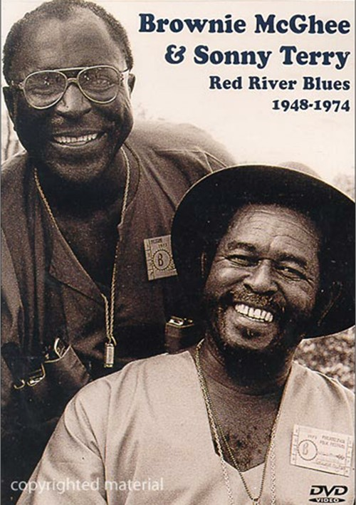 Brownie McGhee & Sonny Terry: Red River Blues - Rare Performances 1948-1974