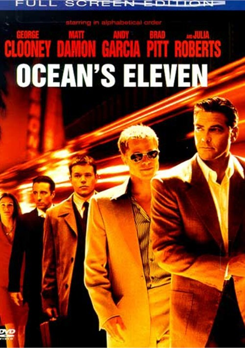 Oceans Eleven (Fullscreen)