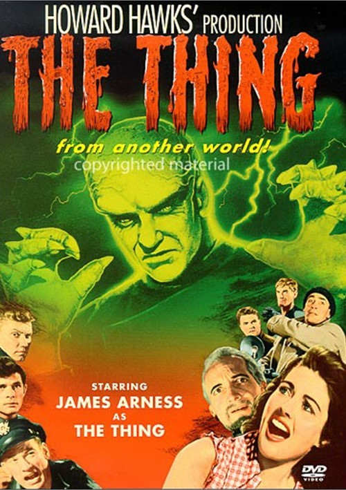 Thing From Another World!, The