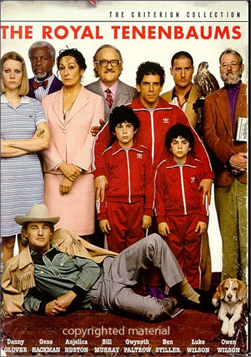 Royal Tenenbaums, The: The Criterion Collection