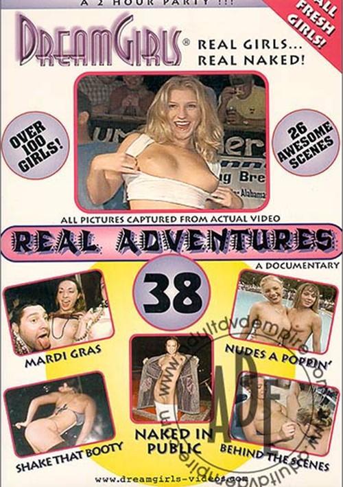 Dream Girls: Real Adventures 38