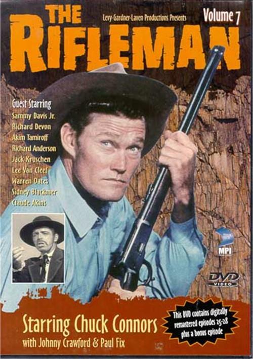 Rifleman, The: Volume 7
