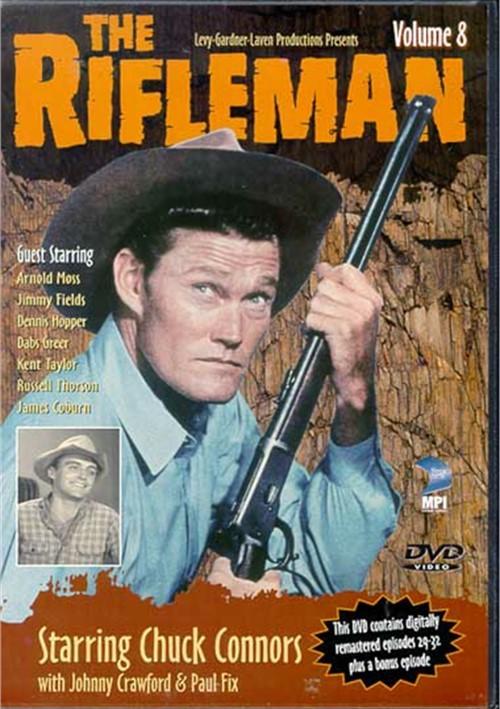 Rifleman, The: Volume 8