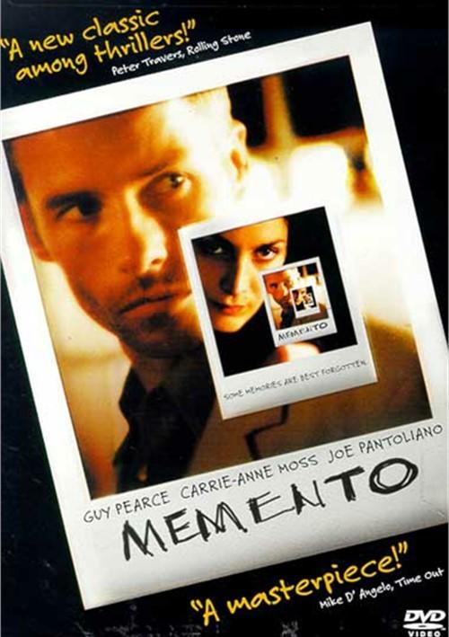 Memento/ Following (2-Pack)