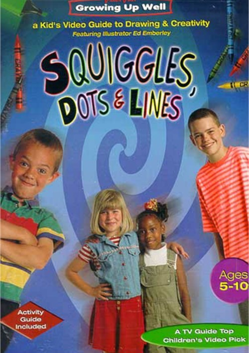 Squiggles, Dots And Lines