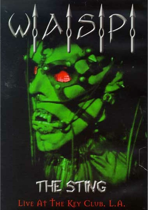 WASP: The Sting - Live At The Key Club, L.A.