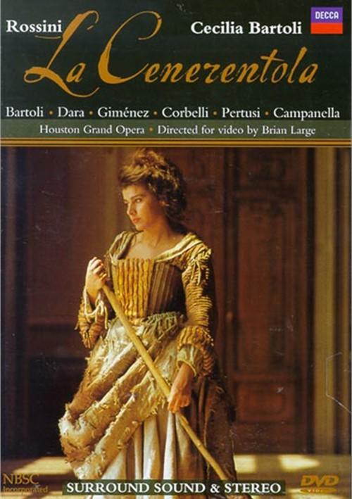 La Cenerentola: Rossini - Christoph Eschenbach
