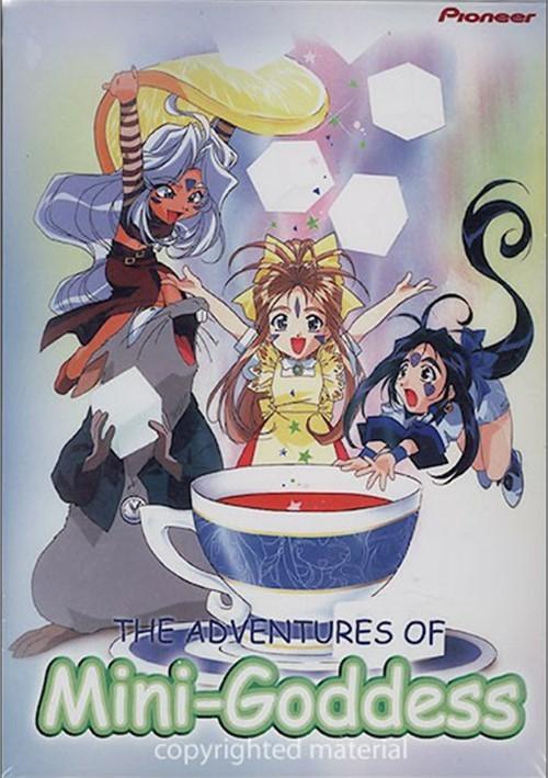 Adventures Of Mini-Goddess, The: DVD Box Set