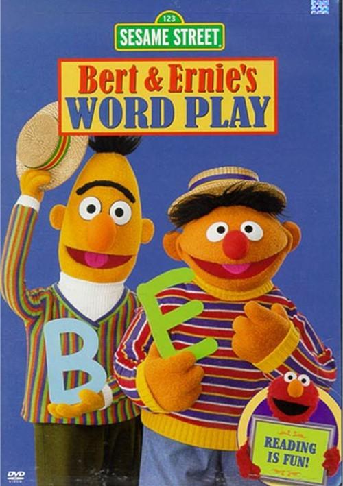 Sesame Street: Bert And Ernies Word Play