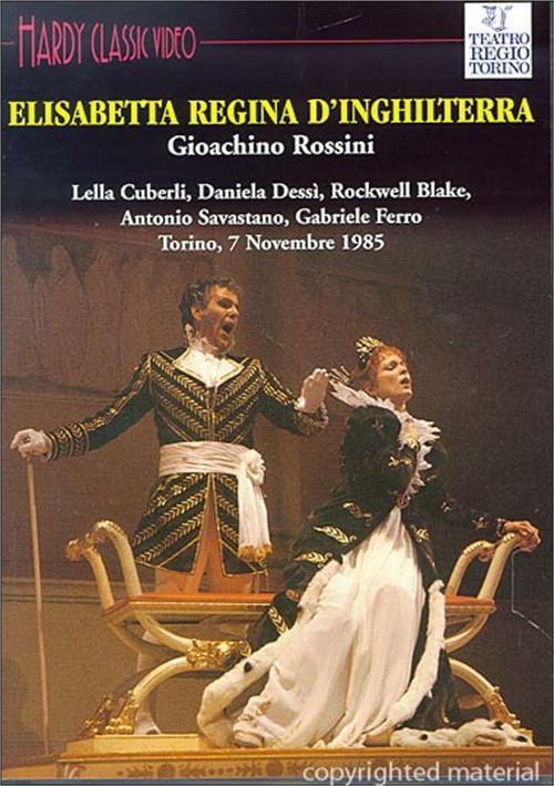 Elisabetta Regina DInghilterra: Gioachino Rossini