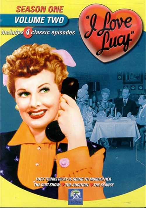 I Love Lucy: Season One - Volume Two