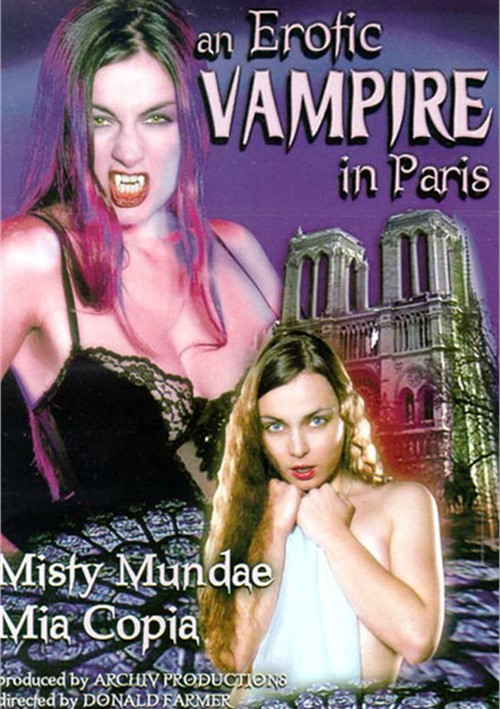 Erotic Vampire In Paris, An