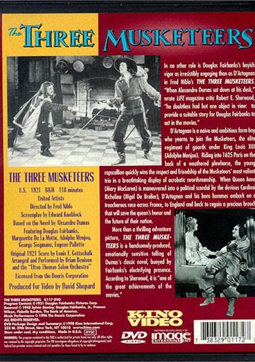 three musketters intrinsic analysis