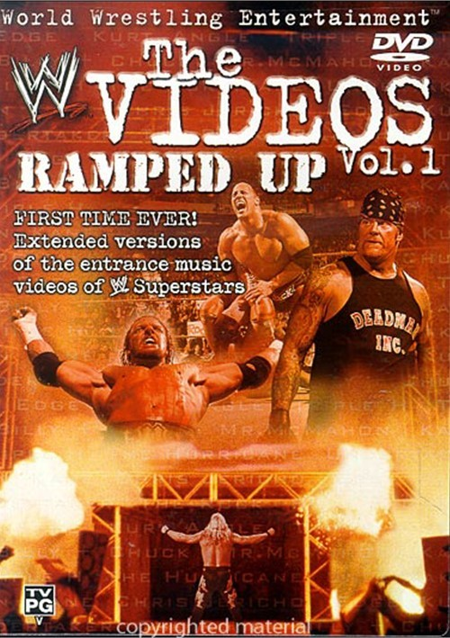 WWE: The Videos Vol. 1: Ramped Up