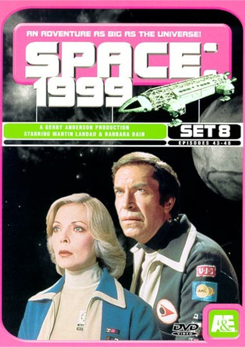 Space 1999: Set 8 - Volume 15&16