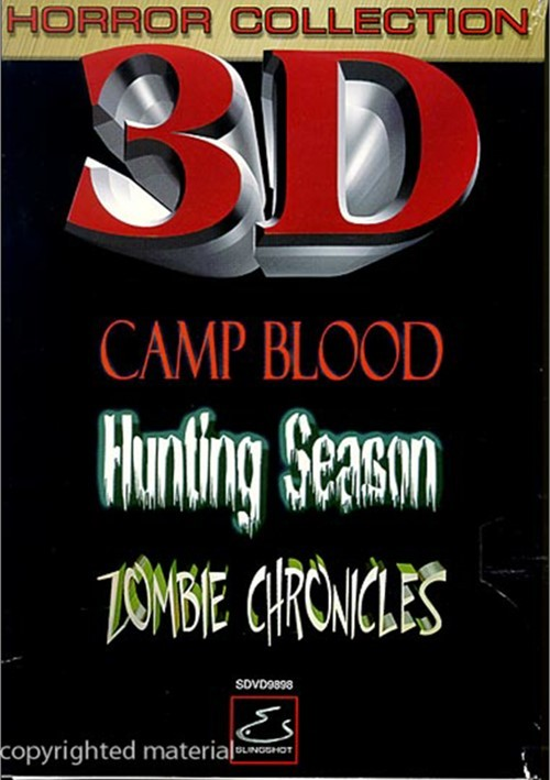 Ultimate 3D Horror Collection, The