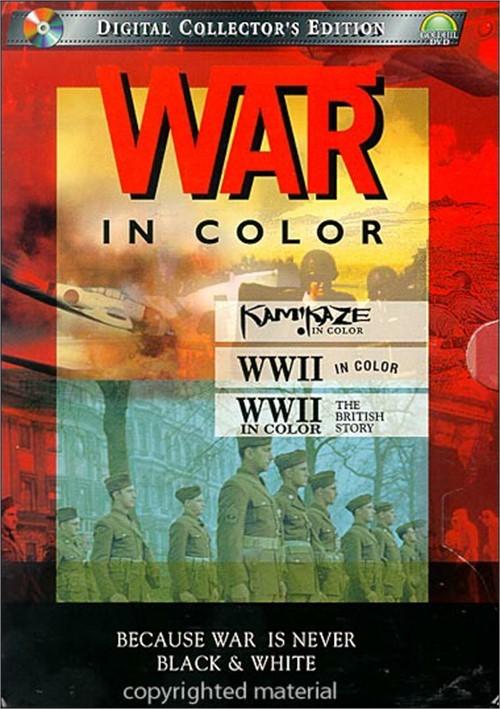 War In Color