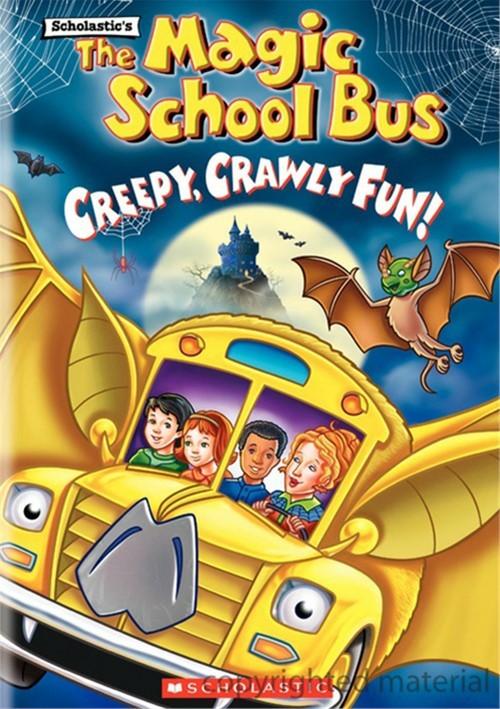 Magic School Bus: Creepy, Crawly Fun!